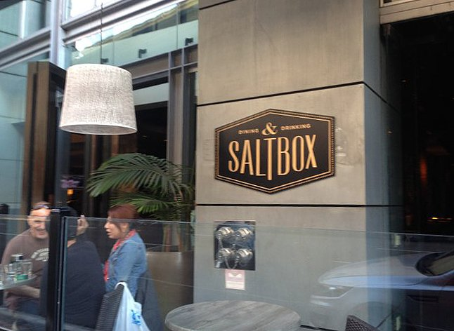 Saltbox on 5th and Broadway