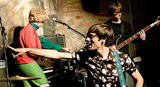 Psych-pop Atlanta band Of Montreal plays the all-ages Irenic on Saturday.