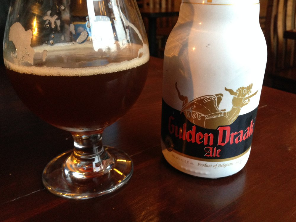 A bottle of beer at Brabant