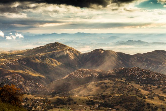 Palomar Mountain photo