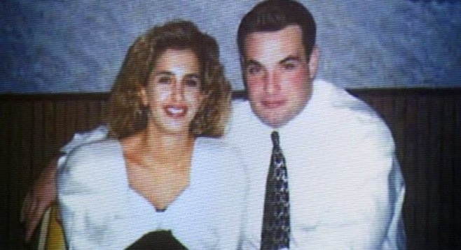 Nanette Johnston and Eric Anthony Naposki