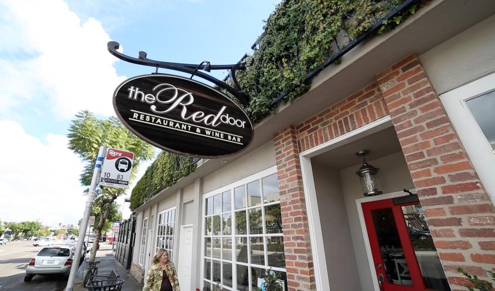 The Red Door Restaurant & Wine Bar