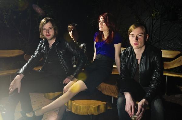 New Detroit export Hounds Below will headline alt-rock sets at Soda Bar Monday night.
