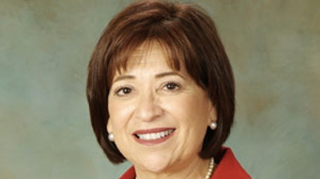 Chula Vista councilwoman Mary Salas