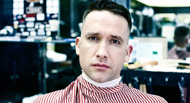 "For Xiu Xiu's latest, Stewart found deadline ""pressure more than anything was the solution"" to writing lyrics."