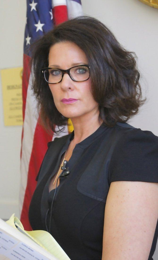 Prosecutor Christine Bannon