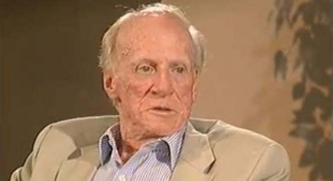 Neil Morgan in 2008
