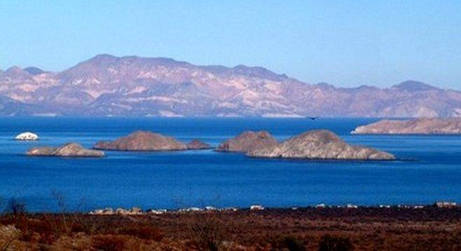 Bahía de los Ángeles