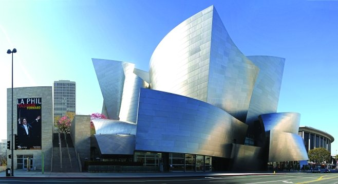 Walt Disney Concert Hall - Image by John O'Neill