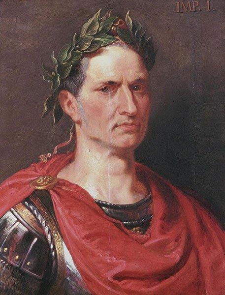 "Julius Caesar: ""Give them bread and circuses."""