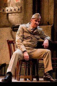 Kevin Burdette as Sulpice in SDO's Daughter fo the Regiment.