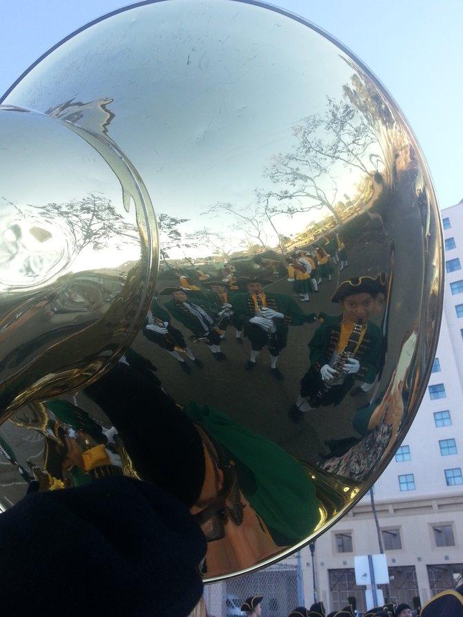 Veterans Day Parade-Patrick Henry High School