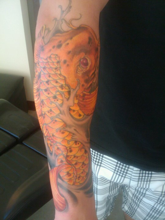 Brock Moncur, 26