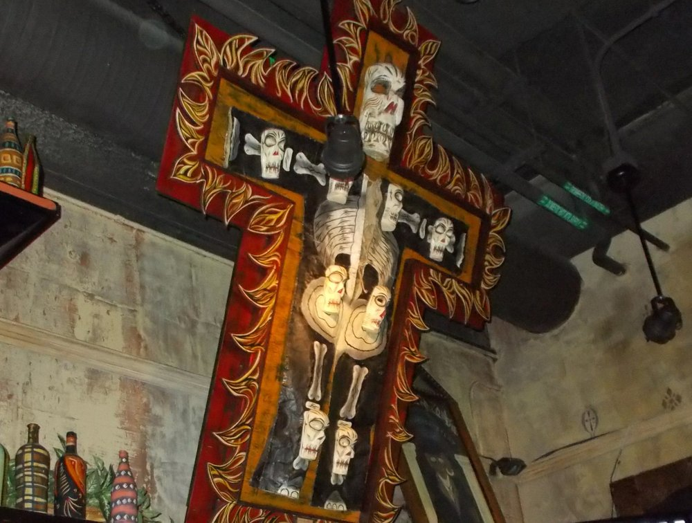 Latino-goth art is everywhere