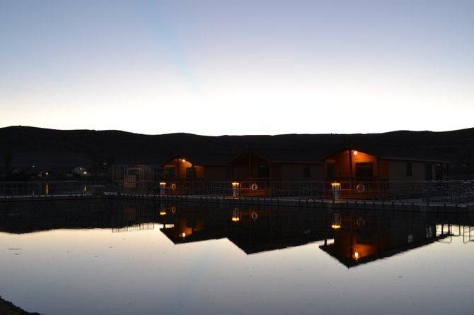 santee lakes, san diego