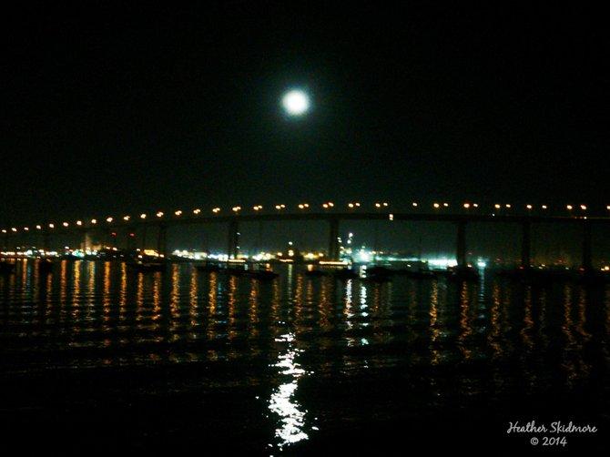 Coronado Moonrise