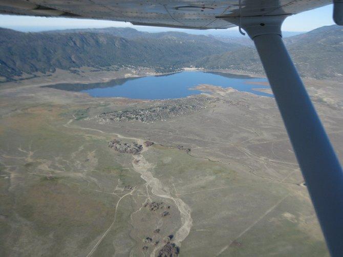 Lake Henshaw near Warner Springs
