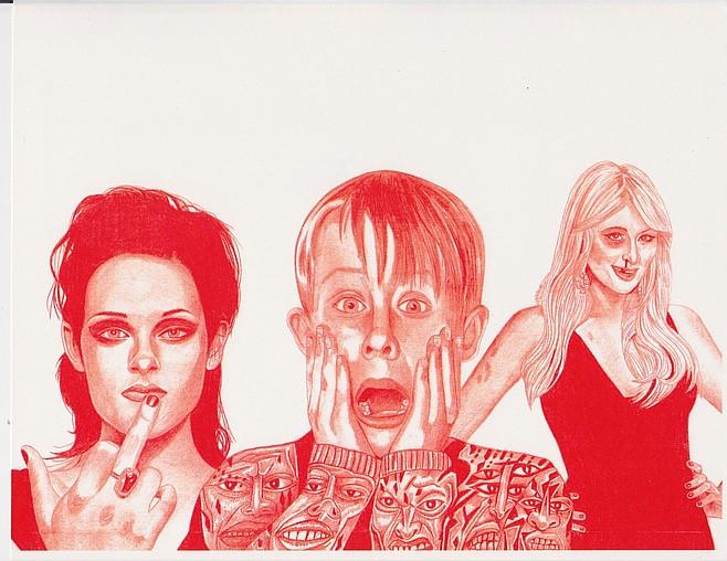 """""""Friends"""" by Albert Reyes"""