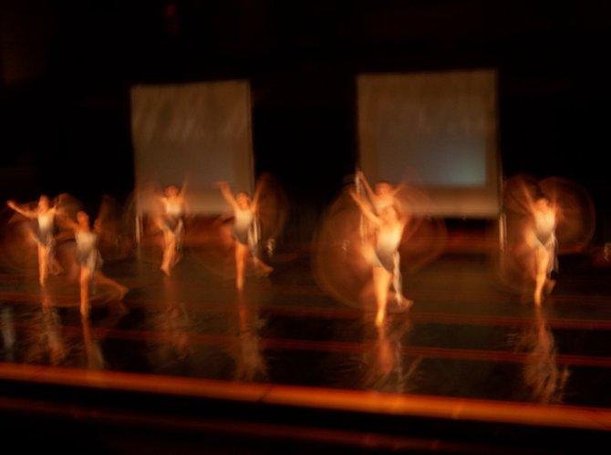 Dancers in a dream, Torrey Pines High School, 2013