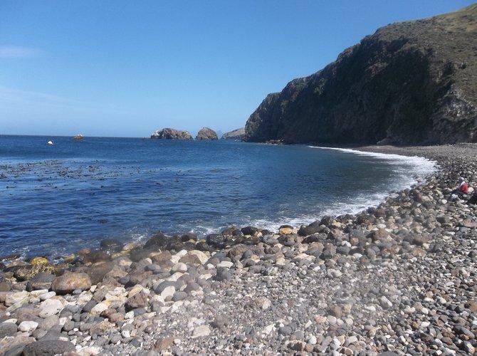 Santa Cruz Island, Channel Islands