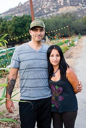 David Solomon and Jessica Sanchez