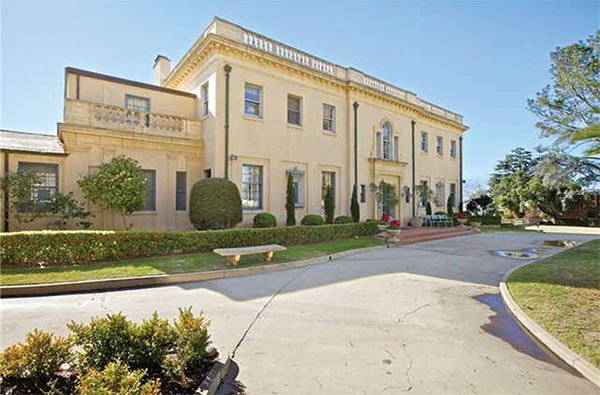 Downton Abbey In Mission Hills San Diego Reader