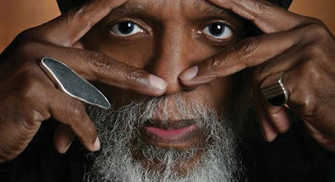 Soul-jazz lion Lonnie Smith wheels his B3 into the Loft at UCSD on Thursday.