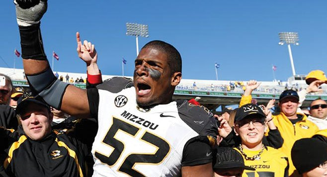 Michael Sam came out before the draft, giving the NFL and its respective teams a big decision to make.