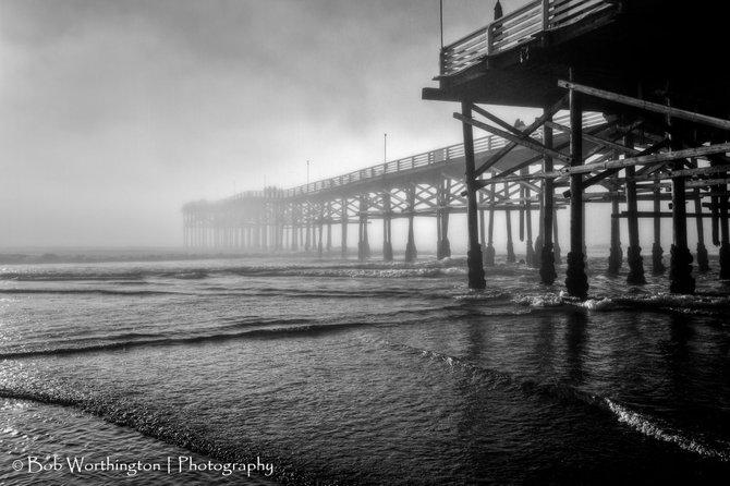 Crystal Pier by Bob Worthington