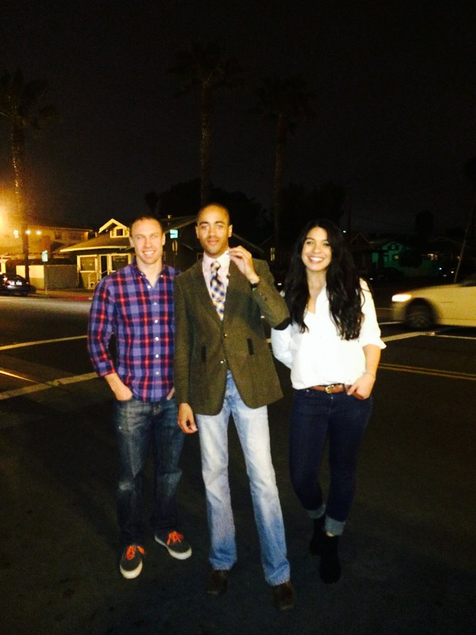 """Left to Right: Social Jack Craft Brewing Company's Davin Richmond, Jeff Rambo, and Celia """"Cece"""" Canez"""