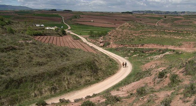 Walking the Camino: Hey, life really IS a journey.