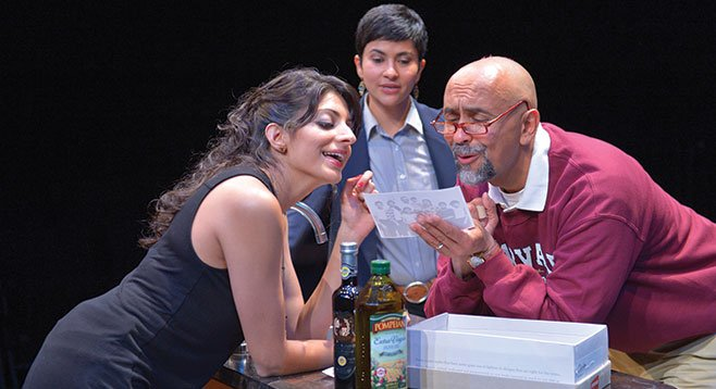 In Ayad Akhtar's The Who & The What, Muslim family values are forced to face the times.