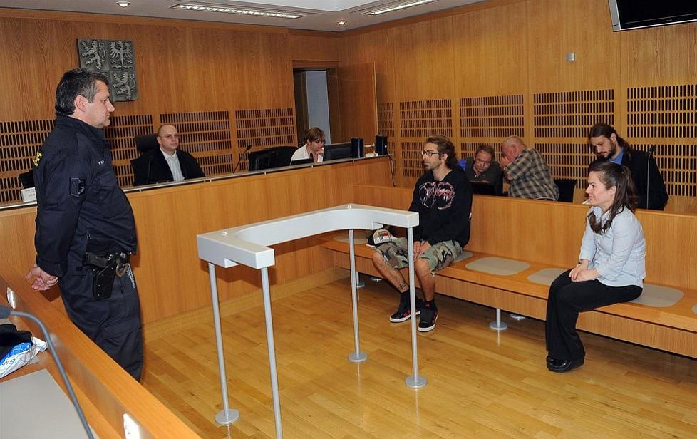 Blythe in the Czech court