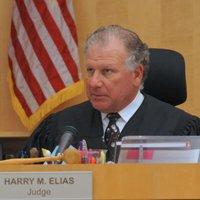 Judge Harry Elias.