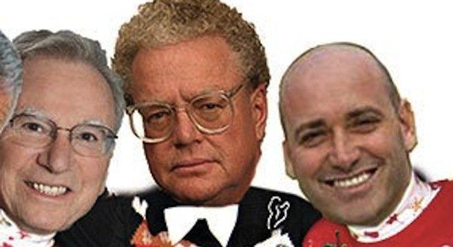Irwin Jacobs, Bill Lerach, Kevin Beiser