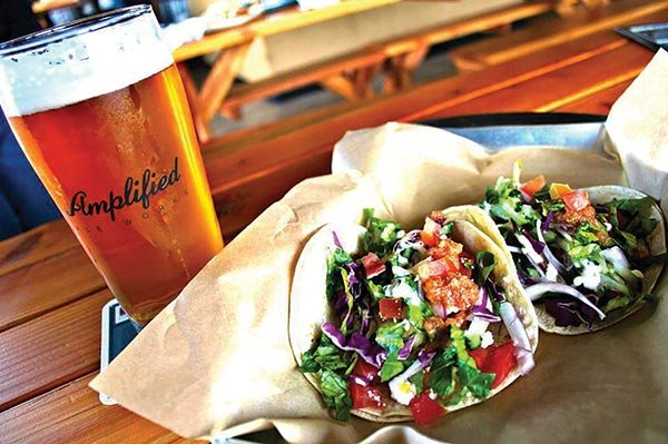 Taco Tuesday at California Kebab and Beer Garden
