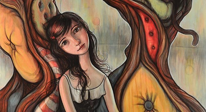 Saturday, March 8: Kelly Vivanco: Curious Gardens