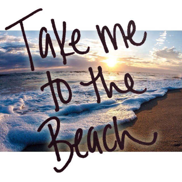 Take me to the beach | San Diego, California. 