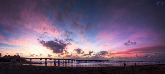OB Pier by Kenny Noddin.