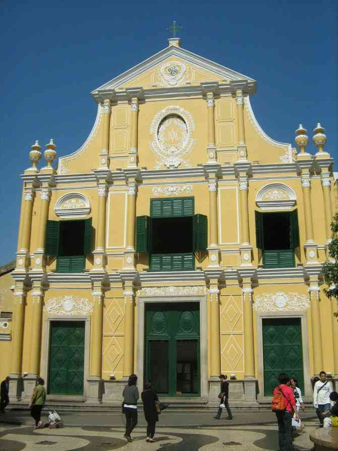 Church of St. Dominic's.
