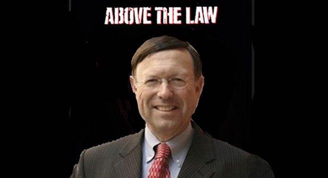 City attorney Jan Goldsmith
