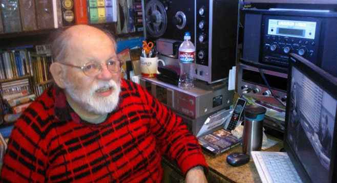 """Curtiss hopes to pass Folk Arts Rare Records on to someone """"who would keep it going."""""""