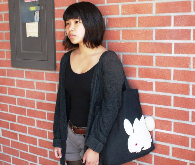 Tracy Yang at City College