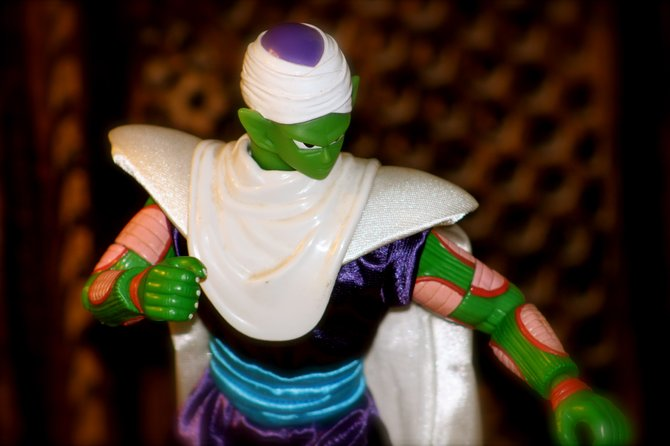 Piccolo from DBZ training in Spring Valley.