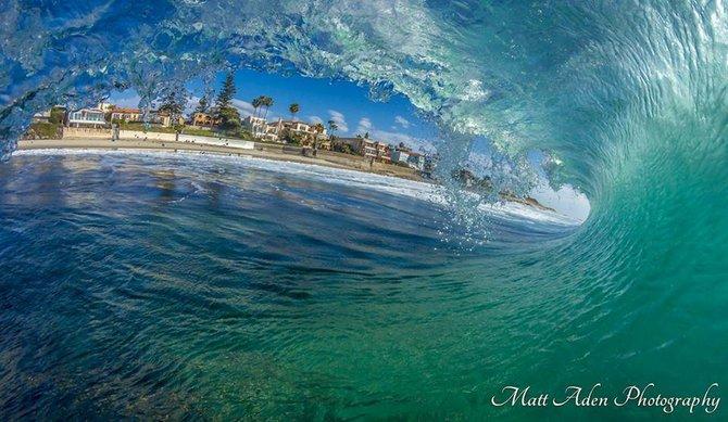 La Jolla Waves by Matt Aden Photography.