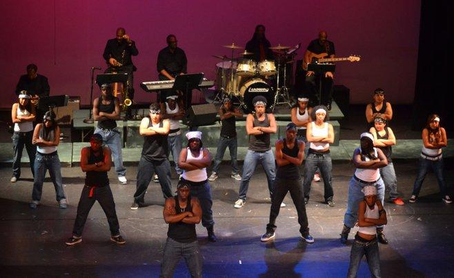 Teye Sa Thiosanne African Drum and Dance Company