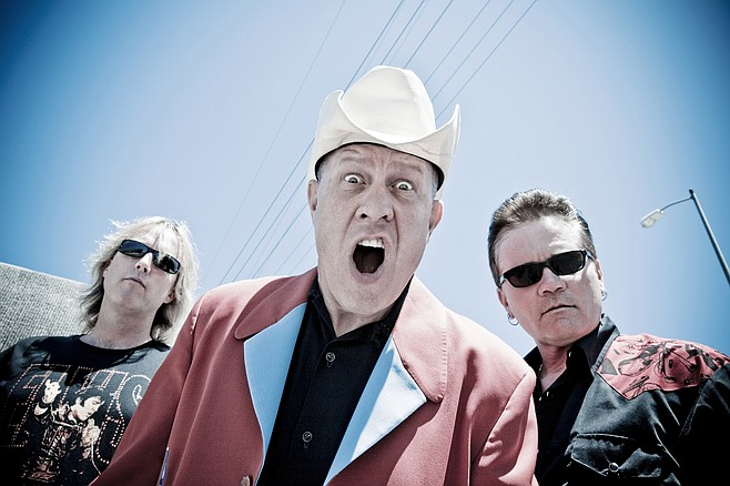 Rockabilly bigmouth Reverend Horton Heat blazes into Casbah this week, taking over the club Tuesday, Wednesday, and Thursday nights!
