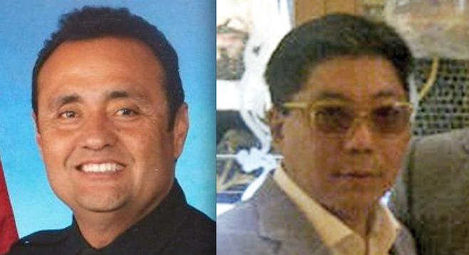 Ernesto Encinas, José Susomo Azano Matsura