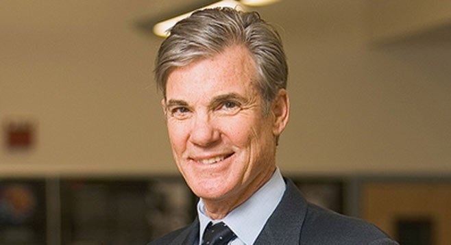 Are Barona's free meals food for thought for state schools chief Tom Torlakson?