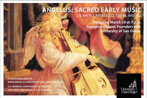 Angelus Early Music Concert